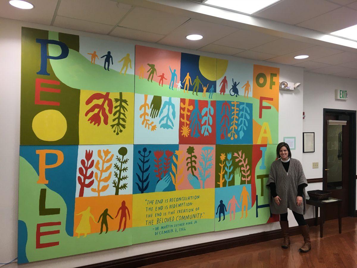 Interfaith Mural