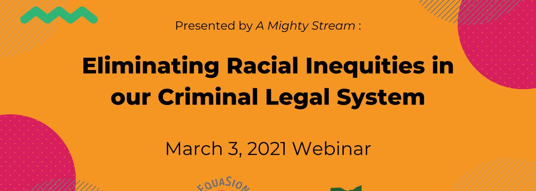 eliminating racial inequities
